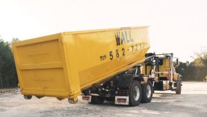 Raleigh residential dumpster rental