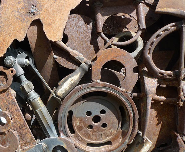 Ferrous Metals recycling